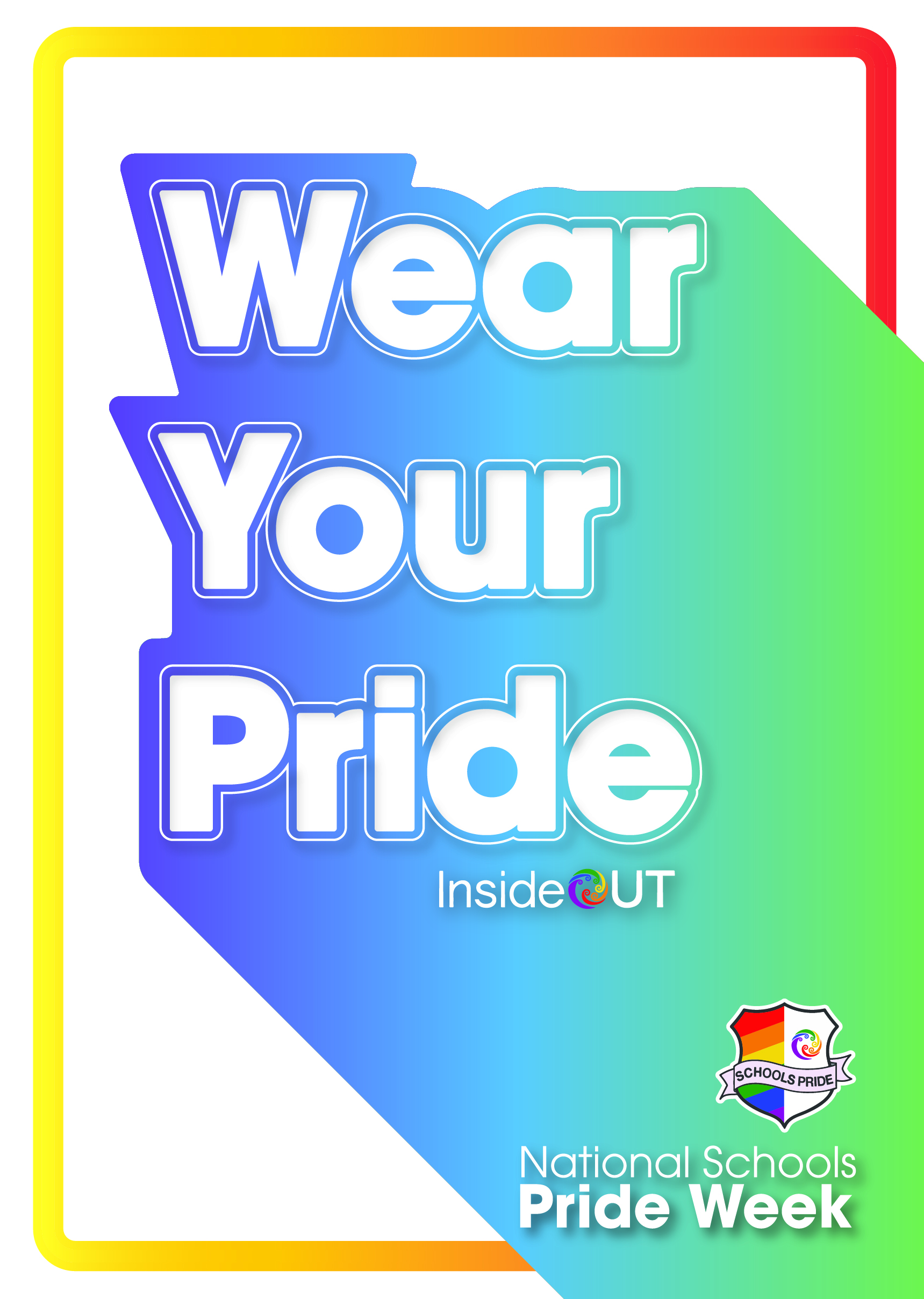 wear your pride poster