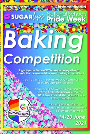 Baking competition details - sugarlips